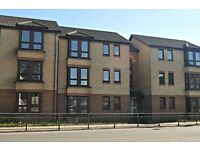 2 Bedroom modern and spacious ground floor flat with parking - Coatbridge