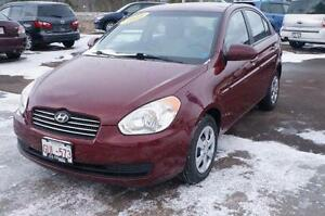 2008 Hyundai Accent Guaranteed Approval! Power Steering!