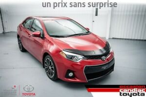 2014 Toyota Corolla S * * AC* TOIT * MAGS * FULL EQUIPE *