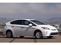 PCO REGISTERED TOYOTA PRUIS HIRE UBER READY FROM £200 PER WEEK INC FULL COMP INSURANCE AND RAC