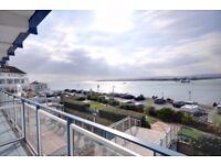 Require fully furnished, temporary accommodation? Three bedroom apartment available in Sandbanks