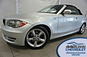 2011 BMW 128I i128*CONVERTIBLE*AUTOMATIQUE*