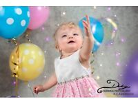 FREE of charge - Children's Birthday/Smash Cake Photo Session