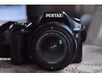 DSLR- Pentax K200 D