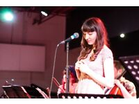 Jazz/Art-Pop Singer/ Songwriter/ available for various collaborations/gigs/recording sessions