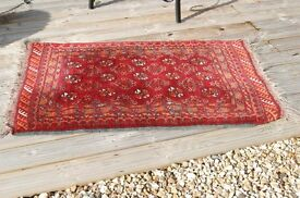 Oriental small rug
