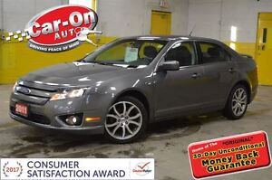 2011 Ford Fusion RARE 6 SPEED AND LOADED