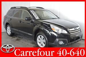 2013 Subaru Outback 3.6R Touring Toit Pano+Bluetooth Impeccable