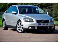 2005 Volvo S40 2.0 D SE 4dr+DIESEL+CAMBELT KIT DONE+JUST SERVICED+PARKING AID+12 MONTHS MOT