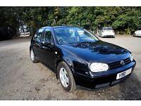 Volkswagen Golf GTI Black! Quick Sale Required!