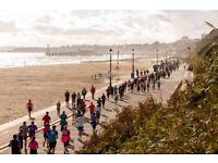 Massage Therapist Volunteers needed at the Bournemouth Marathon Festival