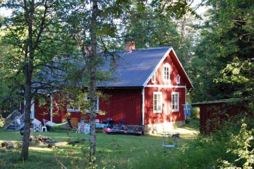 Gezellige Zweedse Woonkamer : ≥ blomkulla gezellige vakantiewoning in småland zuid zweden