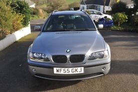 Genuine 320d ES Touring, very economical and drives superbly . MOT to December 2019