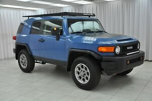 2012 Toyota FJ Cruiser 4.0L 4x4 SUV w/ BLUETOOTH, A/C, LED LIGHT