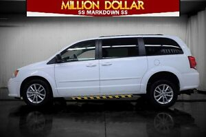 2015 Dodge Grand Caravan SXT WHEELCHAIR VAN