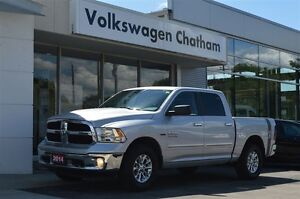 2014 Ram 1500 SLT 4x4 Tow Package Touch Screen Bluetooth