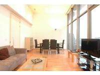 Verry modern SUPERB one bedroom PENTHOUSE flat , in modern development with gym and concierge