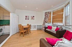 Fulham Park Gardens - Recently decorated and well presented two double bedroom garden flat