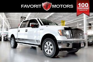 2010 Ford F-150 XLT XTR FLEX FUEL 4X4 | BACK-UP CAM | BED COVER