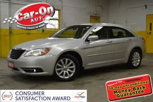 2011 Chrysler 200 TOURING HEATED SEATS REMOTE STARTER 79,000 Km