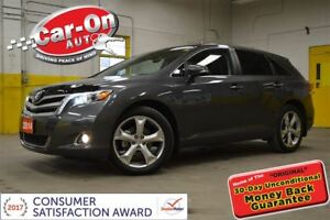 2014 Toyota Venza Limited V6 LEATHER PANO ROOF NAV ONLY 20,000 K