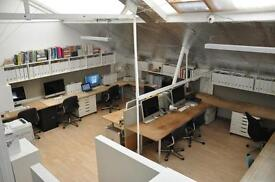 Desk Spaces Clapham North SW4