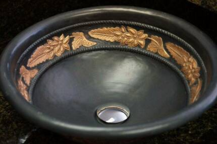 STYLISH AND SOPHISTICATED BATHROOM BASINS - ABOVE COUNTER Melbourne CBD Melbourne City Preview
