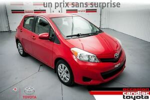 2012 Toyota Yaris LE * * AC * PACK ELCTRIQUE *