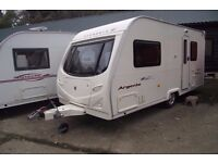 R&K CARAVANS 2006 AVONDALE ARGENTS 480/2 END BATHROOM. WITH 12 MONTHS WARRANTY SUBJECT TO CONDITIONS