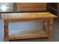 Coffee table- solid pine