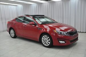 2015 Kia Optima EX GDi SEDAN w/ BLUETOOTH, HEATED / VENTILATED L