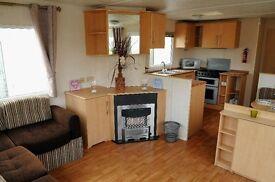 CHEAP 3 bed static caravan*2017 site fees included*dog friendly*12 month Park*Near Bridlington