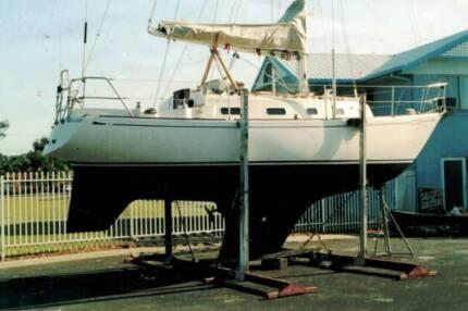 Sparkman & Stephens 34 Yacht For Sale