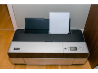 Epson Stylus Pro 3800 inkjet printer up to A2 paper