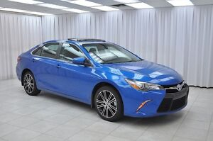 2016 Toyota Camry SE SPECIAL EDITION SEDAN w/ BLUETOOTH, SUNROOF