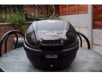 Givi Top Box E300N 30 ltr MONOLOCK topcase matt black