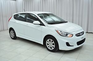 2014 Hyundai Accent GL ECO 5DR HATCH w/ WINTER TIRES INCL, BLUET