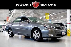 2005 Toyota Camry SE | LTHR | MOONROOF | HEATED SEATS