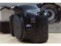 Canon Eos 550D £120