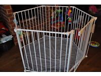 Baby Playpen /Safety Gate /Cage /Play Fence