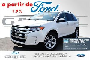 2013 Ford Edge SEL FWD 1 year or 20000KM full waranty primium in