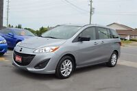 2014 Mazda MAZDA5 GS 3rd row seat and