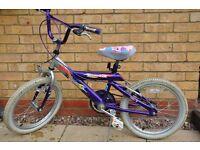 Girl's Angel Bumper Bicycle