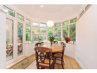 *** SHORT LET- Bright and spacious five double bedroom house, Tregaron Avenue, N8 ***