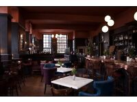 Experienced Bartender required for Cannonball Restaurant & Bar