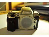 Nikon F60 D 35mm SLR - Excellent starter camera!