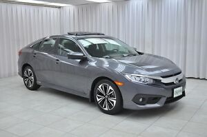 2016 Honda Civic EX-T TURBO ECO SEDAN w/ BLUETOOTH, SUNROOF, LAN