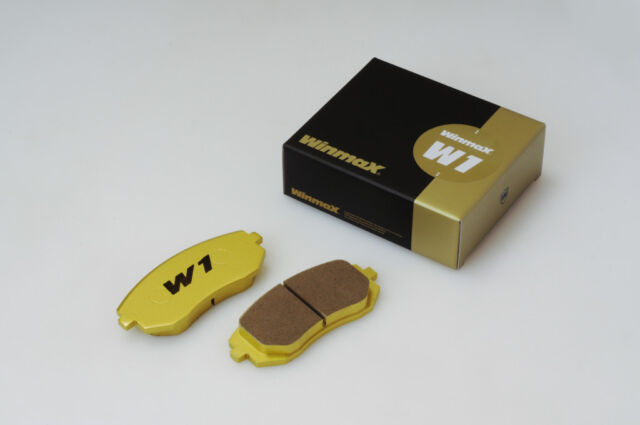 Winmax W1 Front Brake Pad For SPIANO 02.02-10.04 HF21S(NA,2WD?TURBO  910001-