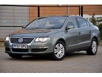 2007 Volkswagen Passat 2.0 TDI SEL 4dr+DIESEL+6 SPEEDS+LEATHER+170 BHP+SPORT+12 MONTHS MOT+FSH