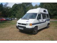 VW Transporter T4 Holdsworth Vision - Classic campervan